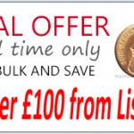 Buy Gold Bullion - Special Offers