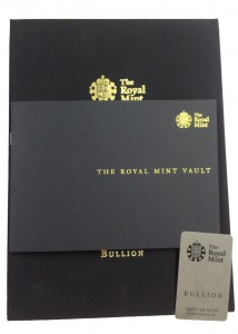 Royal Mint Vault